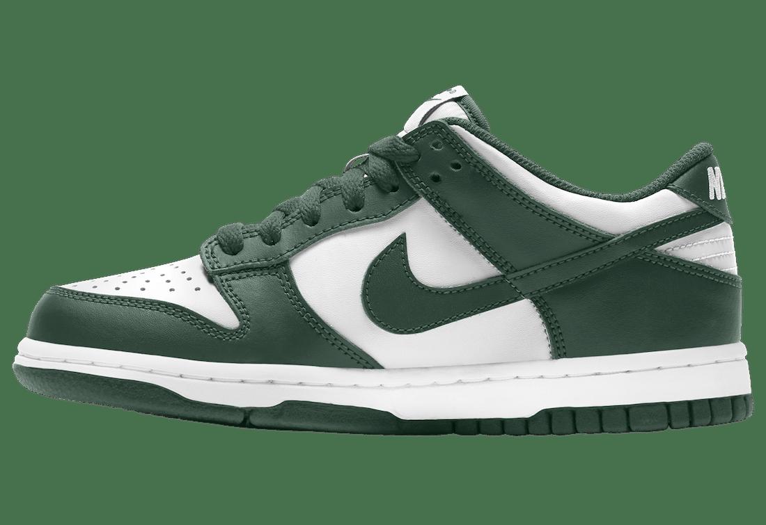 "Nike Dunk Low ""White Green"" ナイキ ダンク ロー ""ホワイト グリーン"" CW1590-102"