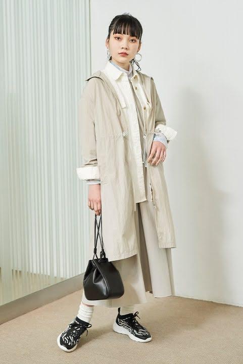 GU ジーユー ニット スニーカー Lookbook-Styling-No.33302008-Knit-Sneaker