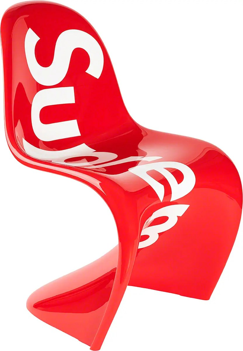 シュプリーム 2021年 春夏 新作 アクセサリー Supreme 2021ss accessories 一覧 supreme-vitra-panton-chair-classic