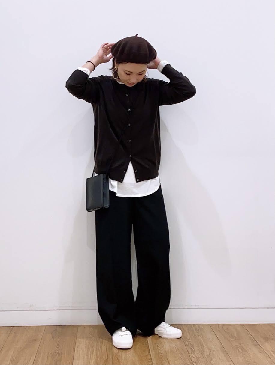UNIQLO ユニクロ キャンバス スニーカー オフホワイト コーディネート cotton-canvas-sneaker-off-white-styling stylehint パンツ