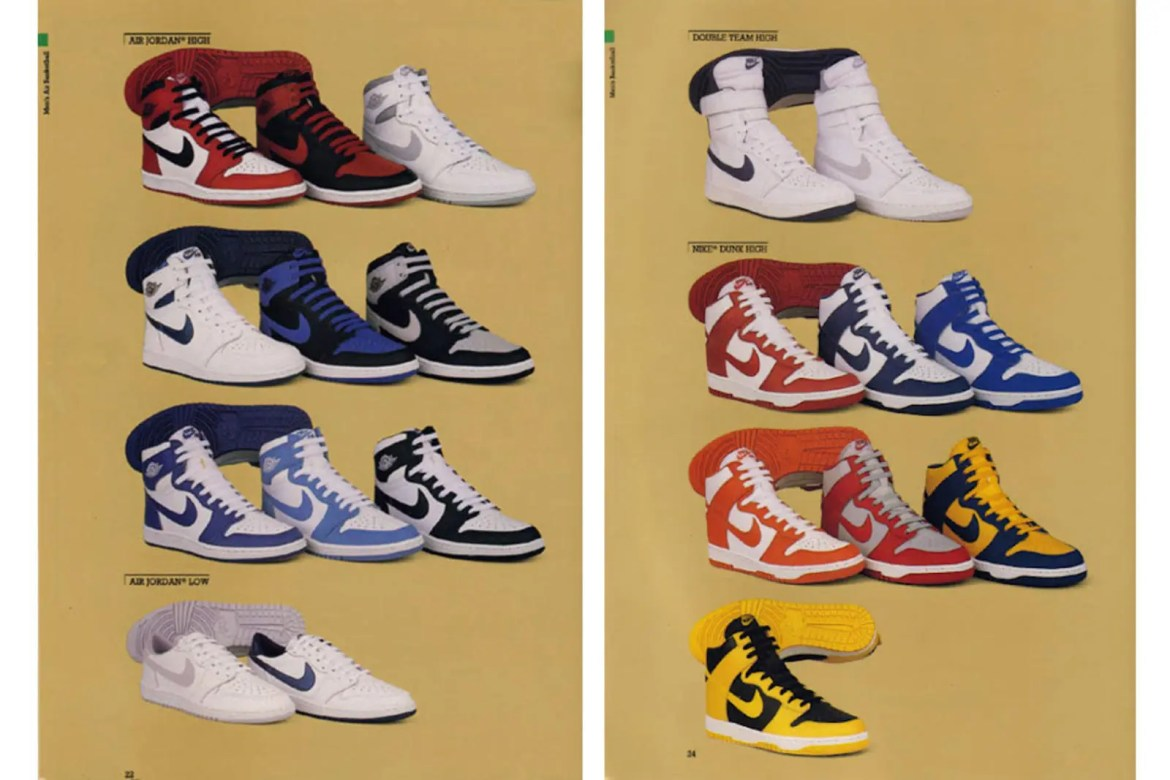 nike dunk ナイキ ダンク 歴史 Be True To Your School Nike Dunk Series