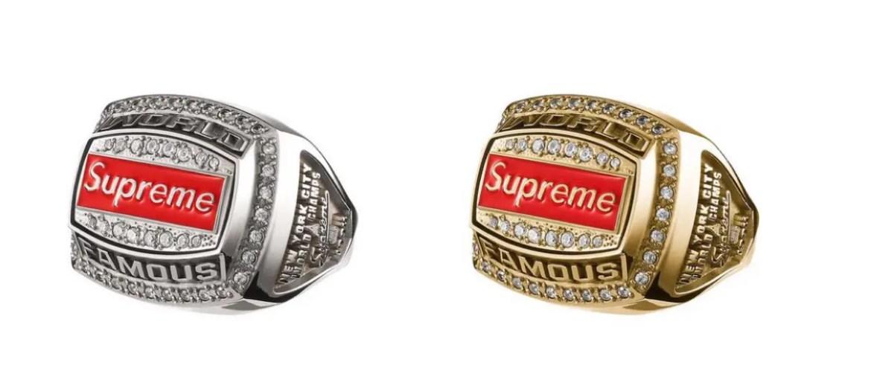 Supreme®/Jostens World Famous Champion Ringシュプリーム 2021年 春夏 新作 Supreme-2021ss-week-1