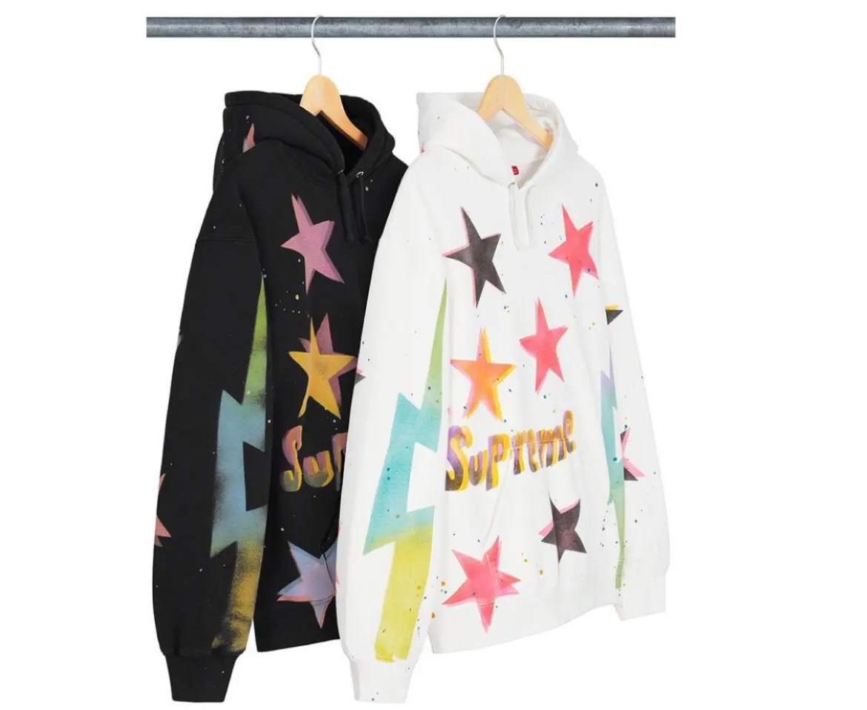 Gonz Stars Hooded Sweatshirt シュプリーム 2021年 春夏 新作 Supreme-2021ss-week-1
