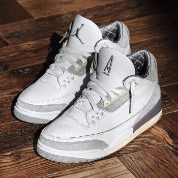 ア マ マニエール × ナイキ エア ジョーダン 3 A-Ma-Maniere-Nike-Air-Jordan-3-DH3434-110-look-2