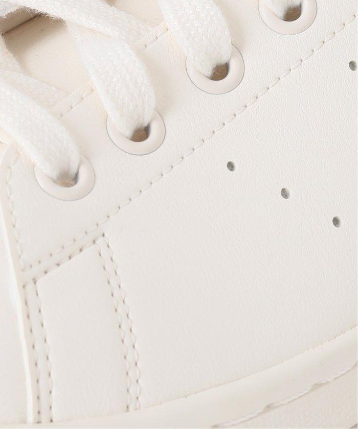 エディフィス/イエナ × アディダス オリジナルス スタンスミス EDIFICE-IENA-adidas-Originals-Stan-Smith-side-closeup