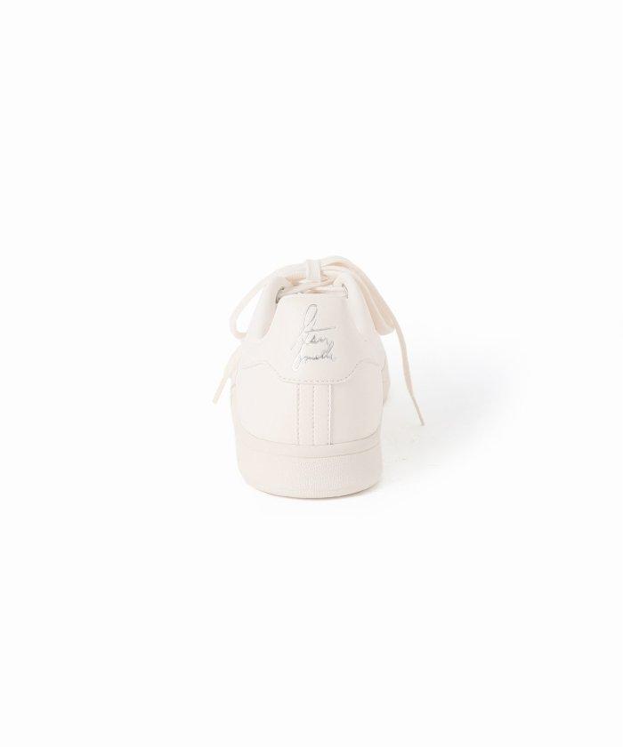 エディフィス/イエナ × アディダス オリジナルス スタンスミス EDIFICE-IENA-adidas-Originals-Stan-Smith-heel
