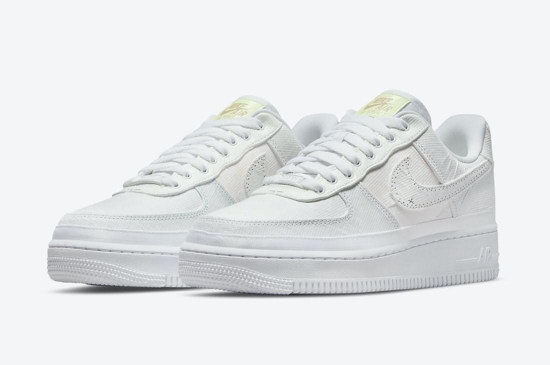 """ナイキ ウィメンズ エア フォース 1 ロー """"リベール"""" Nike-Air-Force-1-reveal-DJ6901-600-pair"""