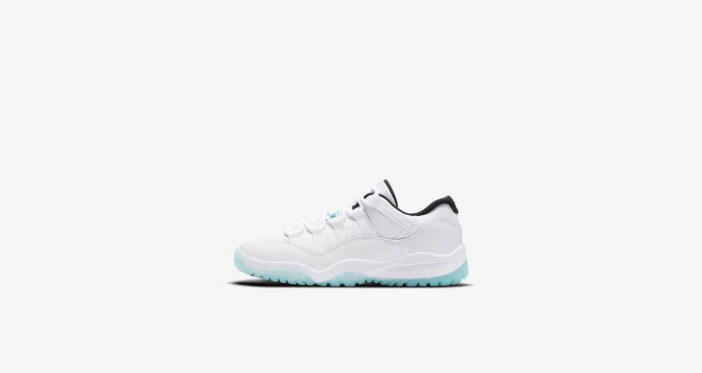 "Nike Air Jordan 11 ""Legend Blue"" ナイキ エアジョーダン 11 ""レジェンド ブルー"" White/White-Black-Legend Blue PS main"