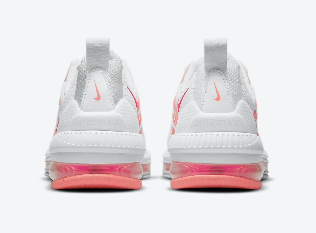 """ナイキ ウィメンズ エア マックス ゲノム """"バブル ガム"""" Nike-Air-Max-Genome-CZ1645-101-heel"""