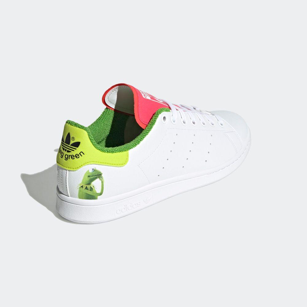 アディダス スタンスミス × カーミット adidas-kermit-stan-smith-GZ3098-back
