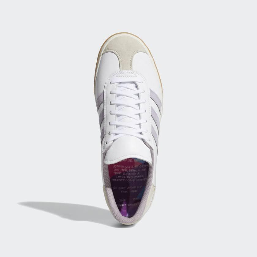 ノラ・ヴァスコンセロス × アディダス ガゼル ADV adidas_Nora_Gazelle_ADV_H01024_top