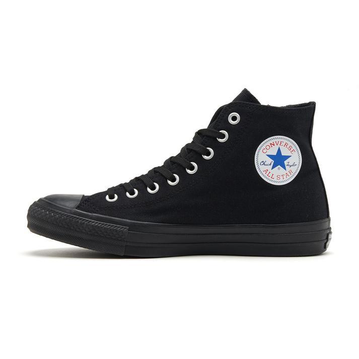 CONVERSE オールスター 100 ゴアテックス Z Hi high-cut-sneaker-ladies-style-converse-all-star-gore-tex