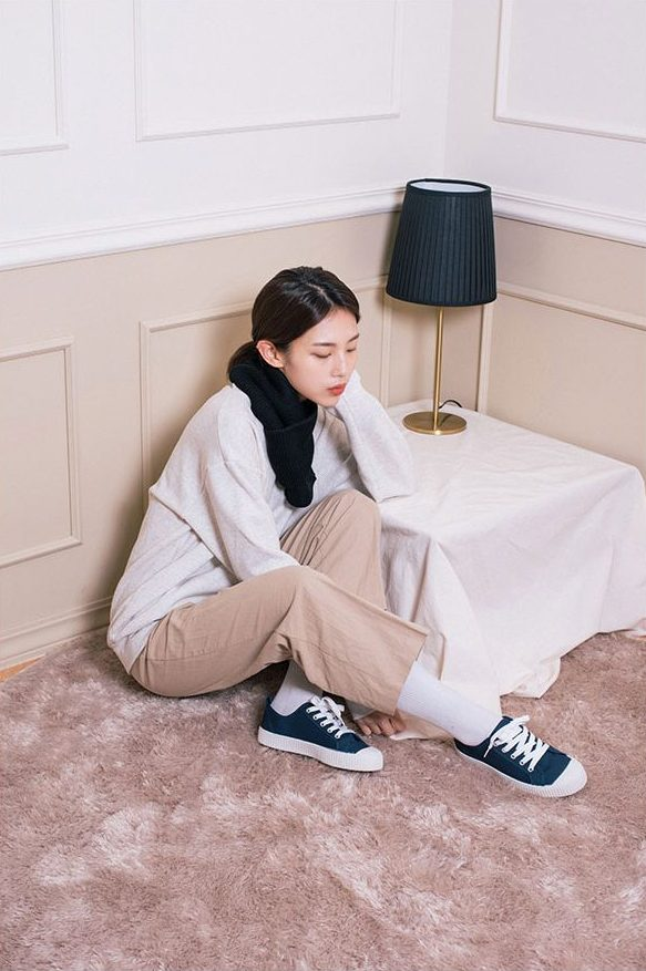 【SHOOPEN】ニューマカロン AFHG18S05 Sneakers×チノパン low-price-sneakers-style-new-macaroon-chino