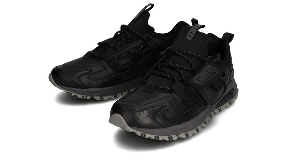 ニューバランス X レーサー ユーティリティ/ ブラック new-balance-x-racer-utility-black-MSXRCTUA-pair