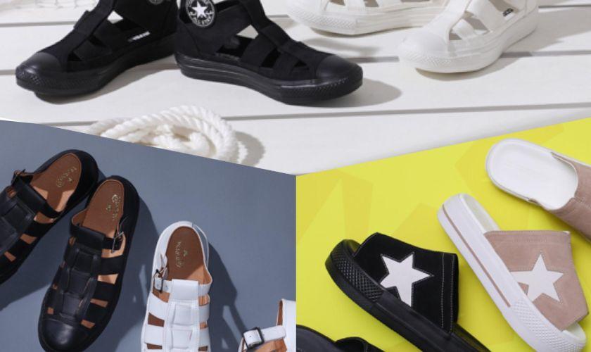 コンバース 2021年 春夏 コレクション サンダル スニーカー Converse 2021SS Sandal Collection 最新