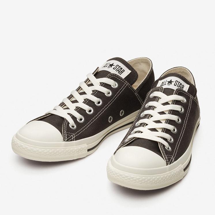 コンバース オールスター ヘンプ LP BB OX (スモーキーブラック) converse-all-star-hemp-lp-bb-ox-smoky-black-31304261-pair-front