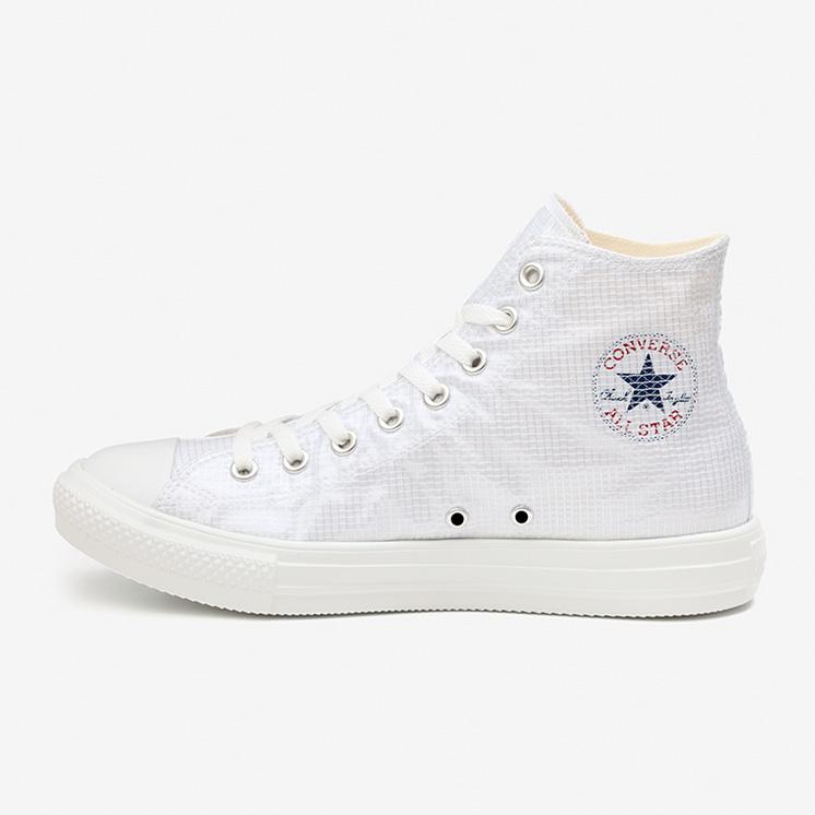 コンバース オールスター ライト クリアレイヤー ハイ (ホワイト) converse-all-star-light-clearlayer-hi-white-31303661-side