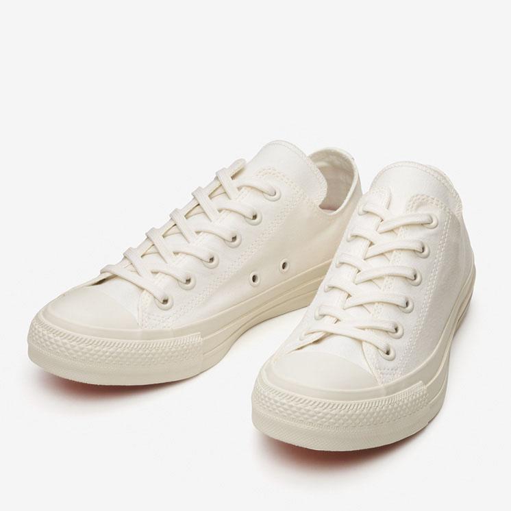 コンバース レザー オールスター 100 ホワイトプラス OX conversw-all-star-100-whiteplus-ox-31304360-pair-front