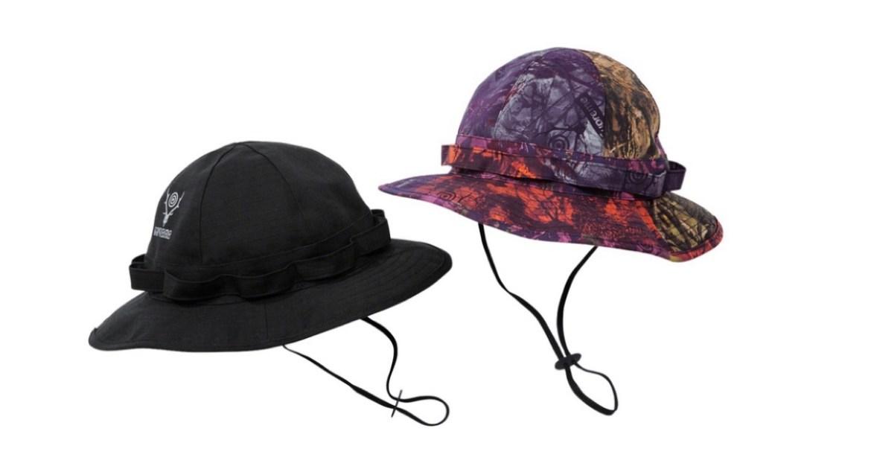 supreme 2021ss シュプリーム 2021春夏 week9 South2 West8 サウス2ウエスト8 Supreme®/SOUTH2 WEST8 Jungle Hat