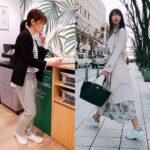 白 スニーカー 通勤 コーデ レディース おすすめ workoutfit_sneaker_styles_for_women