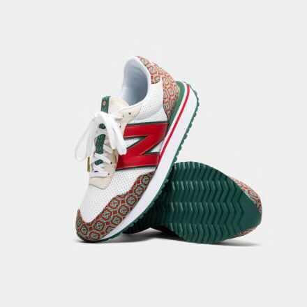 "Casablanca × New Balance 237 ""Red Monogram"" White/Red/Green MS237CBB main"