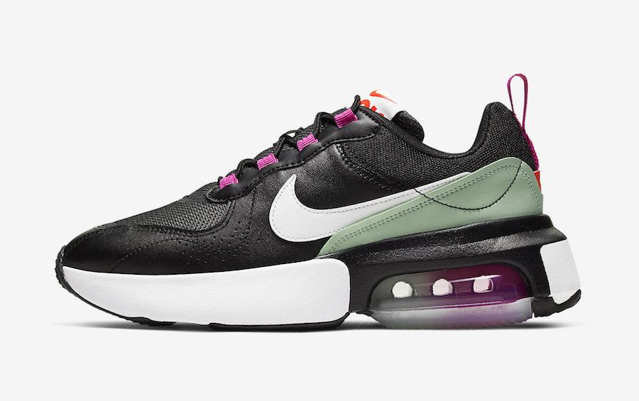 【黒系】ファイア ピンク Nike-Air-Max-Verona-Black-Fire-Pink-CI9842-001