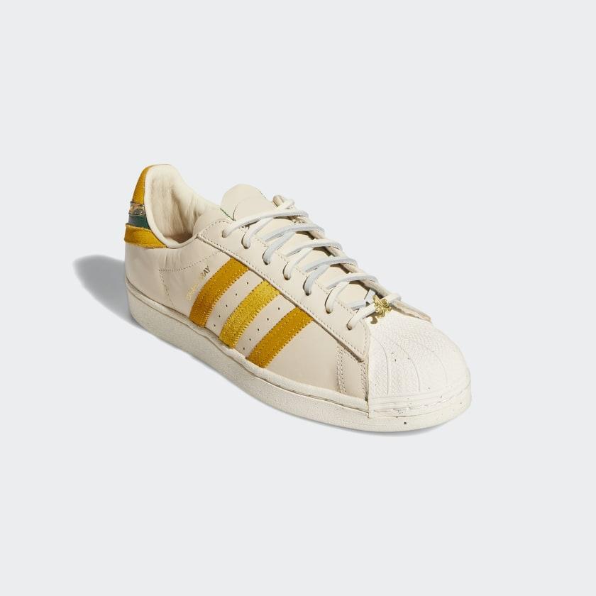 ヤラ シャヒディ × アディダス オリジナルス スーパースター Yara_Shahidi_adidas_Superstar_GZ2764-front