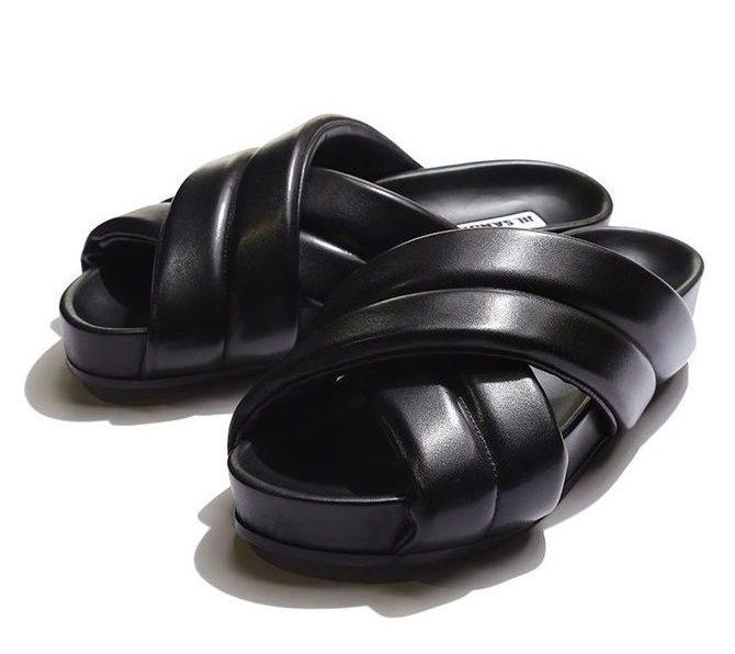ボリューム感 sports_sandals_trend_2021_jil-sander_padded_sandal
