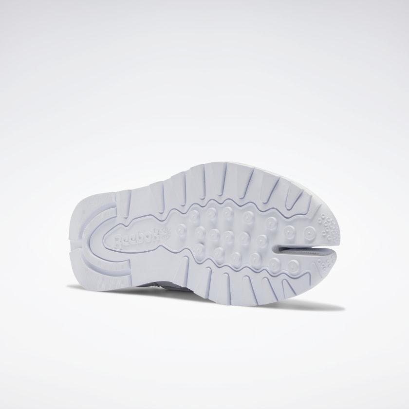 リーボック × メゾン マルジェラ クラシック レザー タビ ハイ (ホワイト) Reebok_Maison_Margiela_Classic_Leather_Tabi_High_White_GX5040_sole