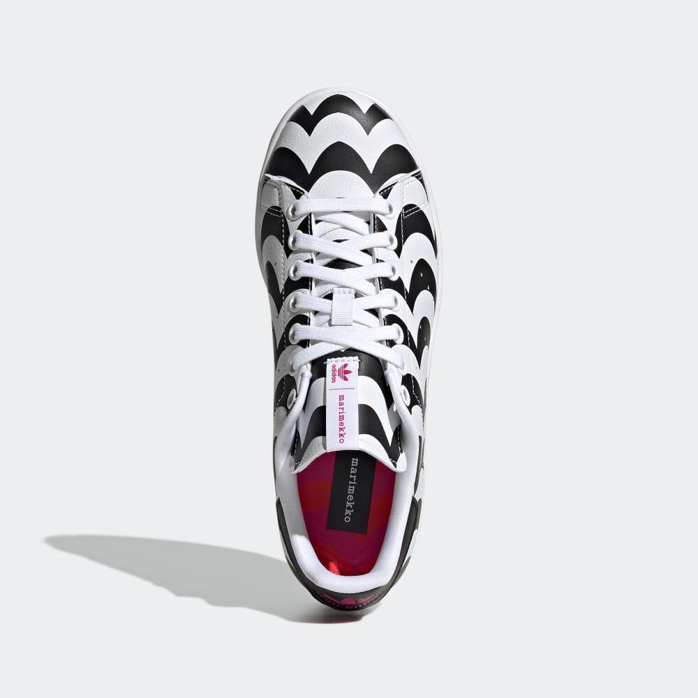 アディダス × マリメッコ スタンスミス adidas-marimekko-stan-smith-H05757-top