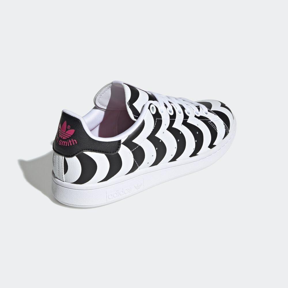 アディダス × マリメッコ スタンスミス adidas-marimekko-stan-smith-H05757-back