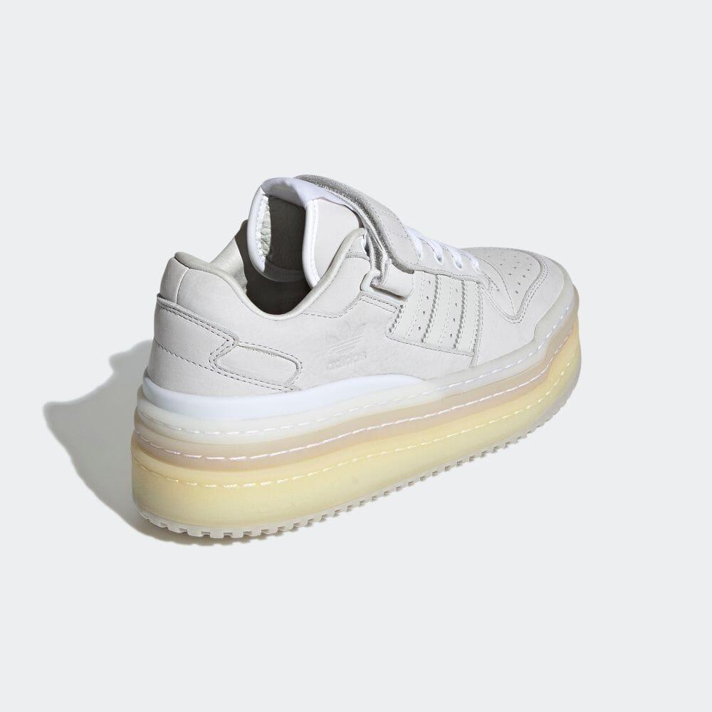 アディダス ウィメンズ オリジナルス トリプル プラットフォーラム ロー adidas-originals-triple-platforum-low-GZ8644-back