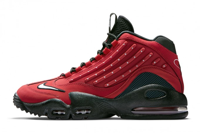Nike Air Griffey Max II University Red