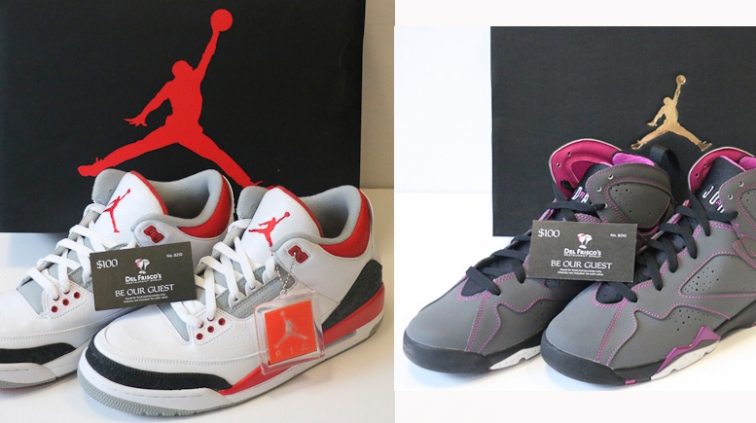 Michael Jordan Giveaway For Valentines Day