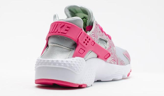 """bf390d3f010e0 Nike Air Huarache Run Print GS """"Pink Floral"""""""