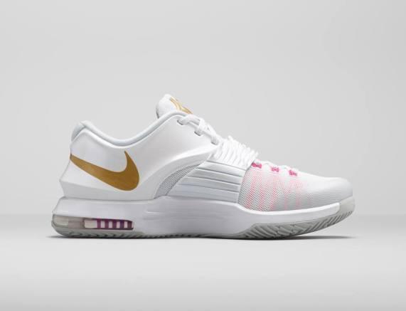 Nike KD 7 VII Aunt Pearl (1)