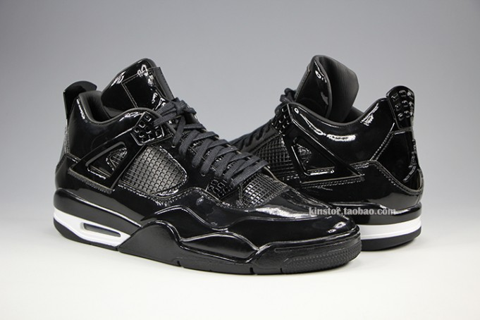 """Air Jordan 11LAB4 """"Black"""" Release Date 4ceb84c51"""