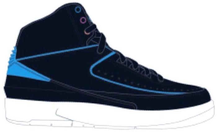 Air Jordan 2 Radio Raheem Release Date