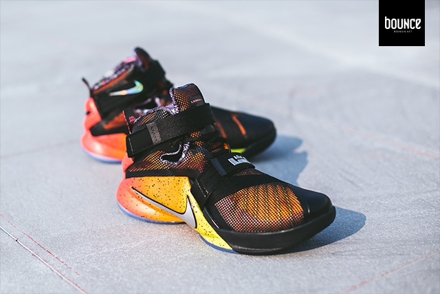 Nike LeBron Soldier 9 Rise