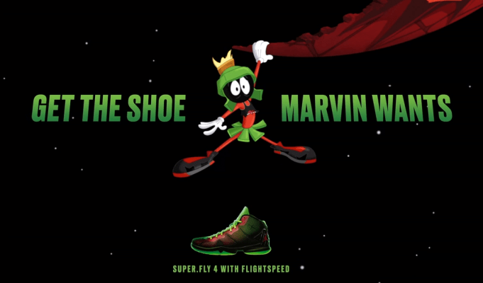 Marvin the Martian Blake Griffin Slam Dunk Contest