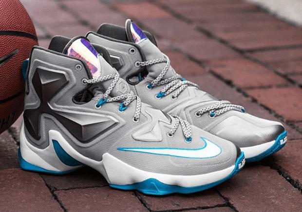 Nike LeBron 13 Blue Lagoon