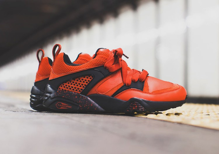 RISE PUMA Blaze of Glory New York is For Lovers AIDS