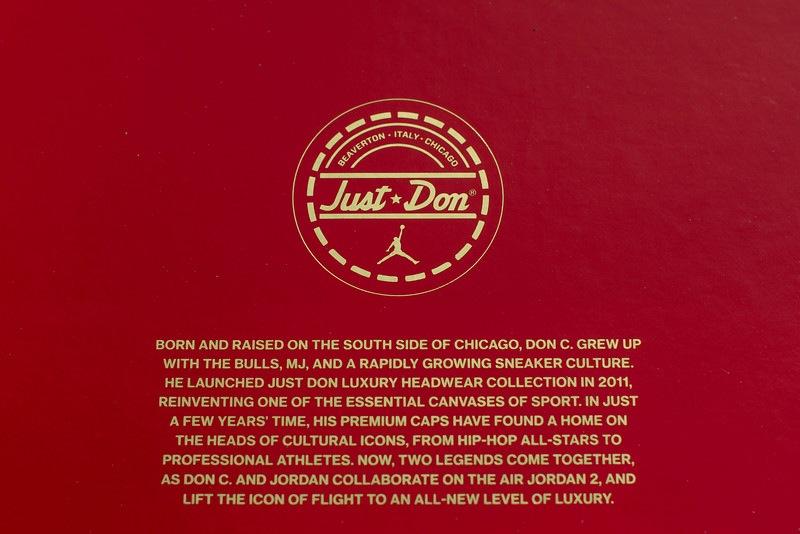 Don C x Air Jordan 2 Beach Release Date