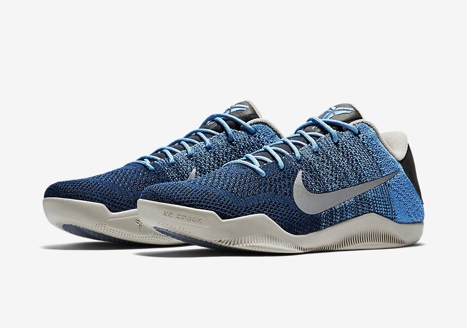 Fecha Nike Kobe 11 Brave azul de lanzamiento