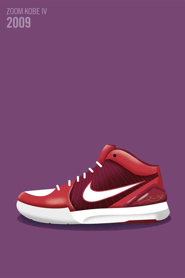 Kobe Bryant Nike Shoes