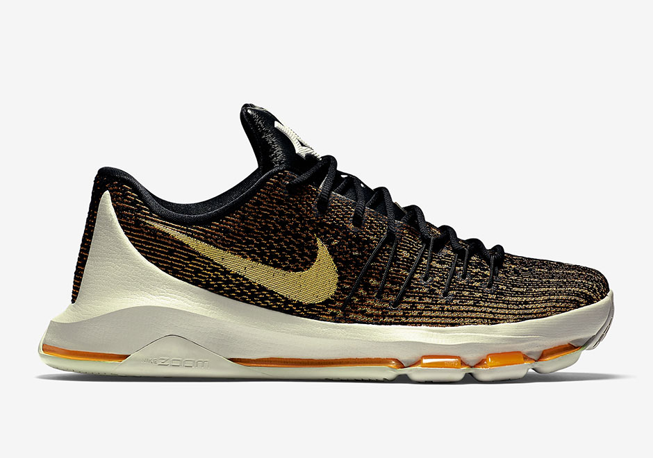 Nike KD 8 Sabertooth Tiger