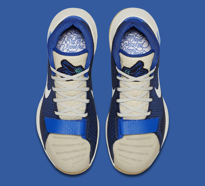 Nike KD Trey 5 III Midnight Navy