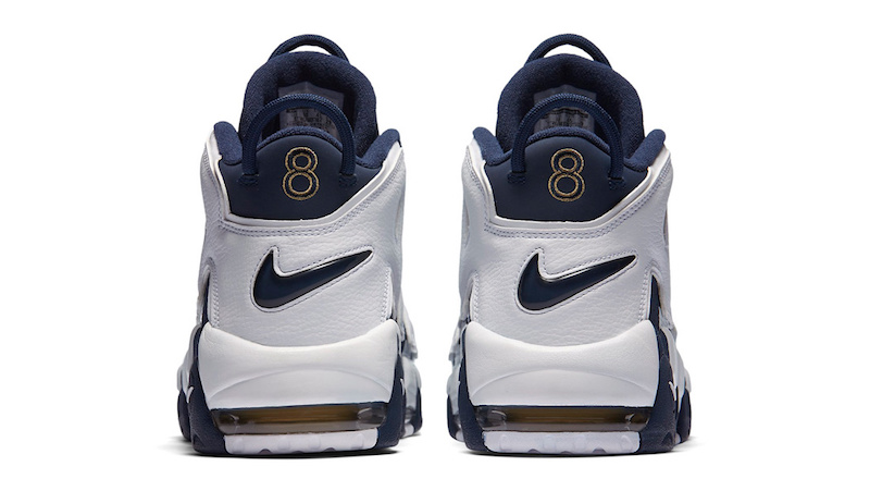 Olympic Nike Air More Uptempo Release Date