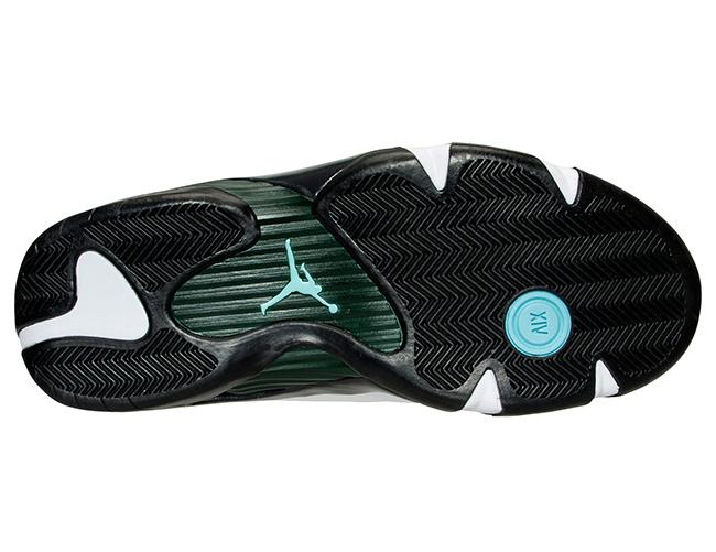 2016 Air Jordan 14 Retro Oxidized Green