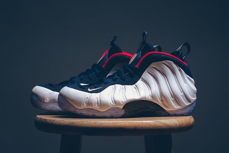 Nike Air Foamposite One Olympic